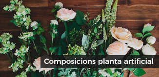 Composicions amb planta artificial